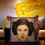 ORLANDO SENTINEL Princess Leia for Ripleys