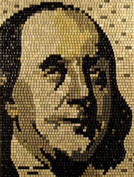 Benjamin Franklin  (2010) SOLD