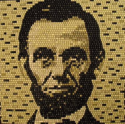Abraham Lincoln (2010) SOLD