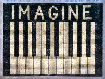 Piano Keys Imagine (2020)
