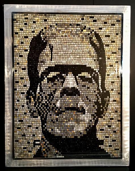 Frankenstein  (Reproduction Canvas Print)