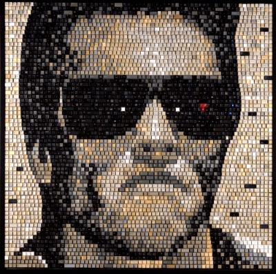 Terminator (Reproduction Canvas Print)