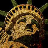 Liberty (Reproduction Canvas Print)