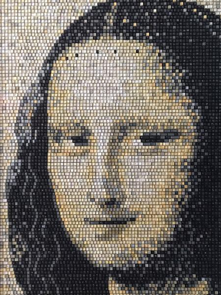 Mona Lisa (2018) SOLD