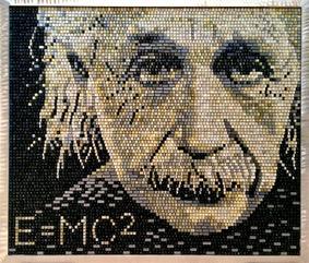 Einstein E=MC2 (2020) SOLD