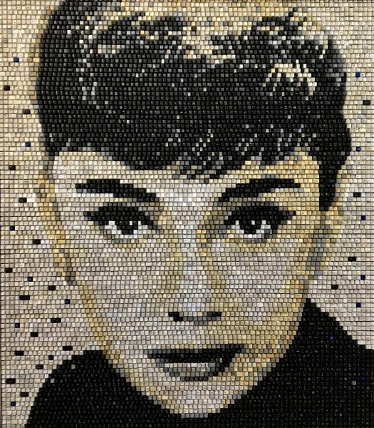 Audrey Hepburn (2019) SOLD