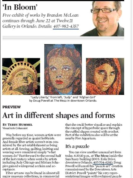 SENTINEL ARTICLE JUNE 8, 2012